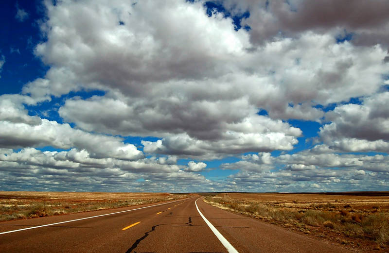 Image Credit: The Open Road by Gayle Nicholson